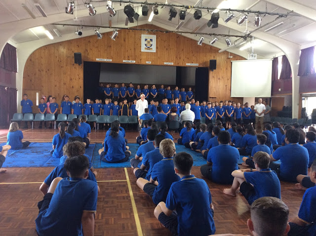 opportunities at bruce mclaren intermediate- learning in action