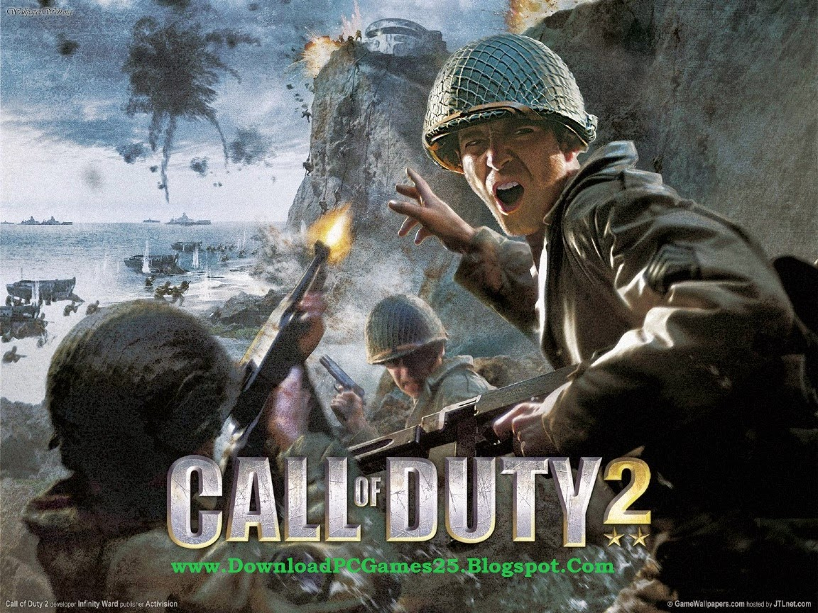 Call of duty 2 free download ocean of games.