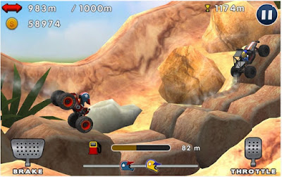 Mini Racing Adventures V1.10.1 Apk MOD ( Lots of Money)