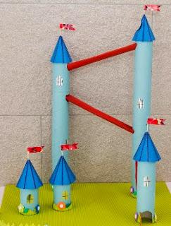 http://www.guiademanualidades.com/castillo-para-canicas-con-tubos-de-carton-32813.htm#more-32813