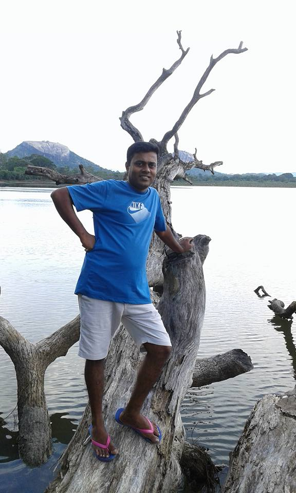 Chaminda Thusithakumara