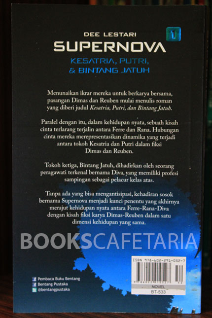 Novel Dewi Lestari Ksatria Putri Bintang Jatuh Pdf