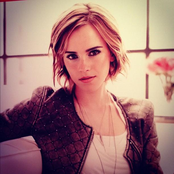 Emma Watson Updates: New picture of Emma Watson for ...