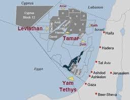 Το Ισραήλ αξιώνει το 5% του κοιτάσματος «Αφροδίτη» στην κυπριακή ΑΟΖ