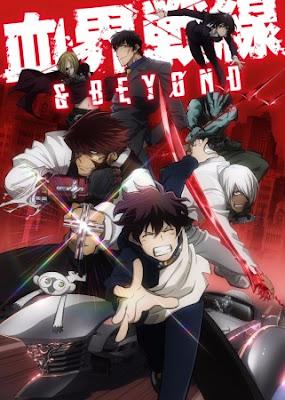 Descargar Kekkai Sensen & Beyond capitulo 07 sub español