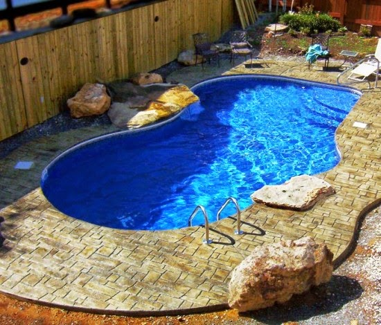 Fotos ideas para decorar casas for Imagenes de piscinas pequenas