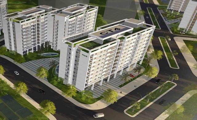 Khởi công xây dựng nhà ở xã hội CT3 CT4 Kim Chung Đông Anh