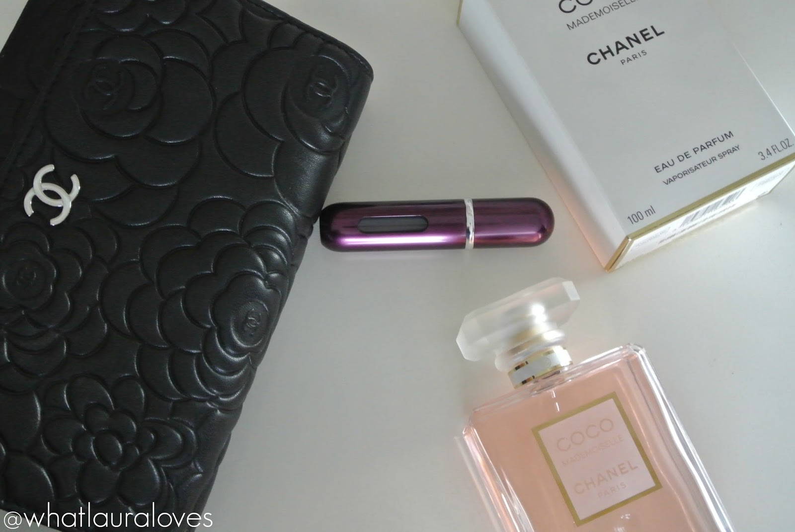 Chanel WOC Essential Travalo Review Coco Mademoiselle