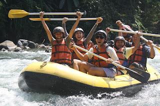 Rafting Magelang