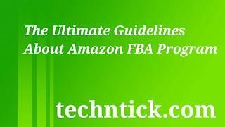 Amazon FBA Program