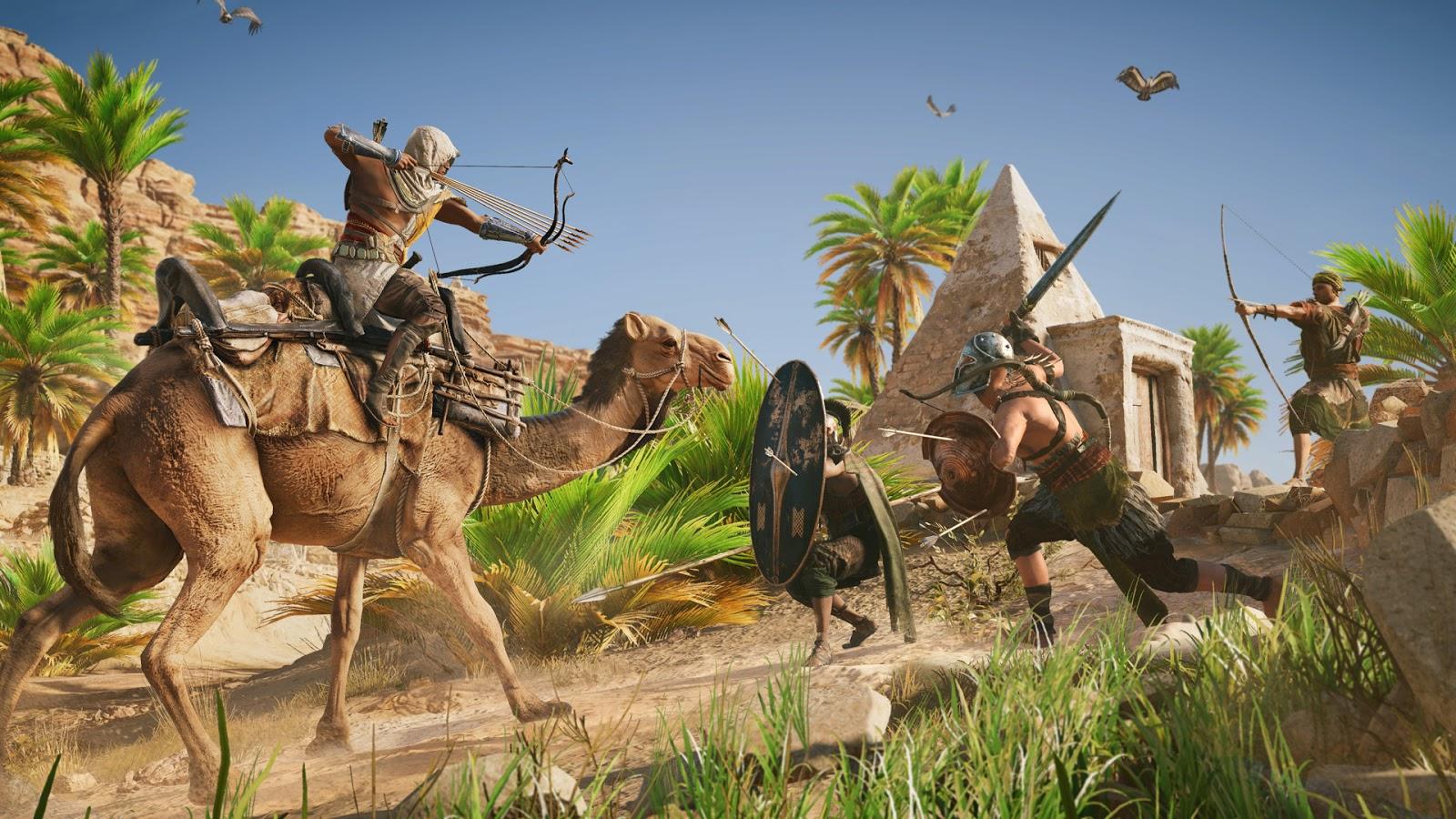 Assassin's Creed Origins The Curse Of The Pharaohs PC ESPAÑOL + Crackfix (CODEX) + REPACK 11 DVD5 (JPW) 7