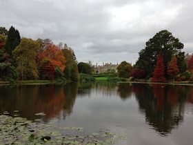 Sheffield Park and Garden with house
