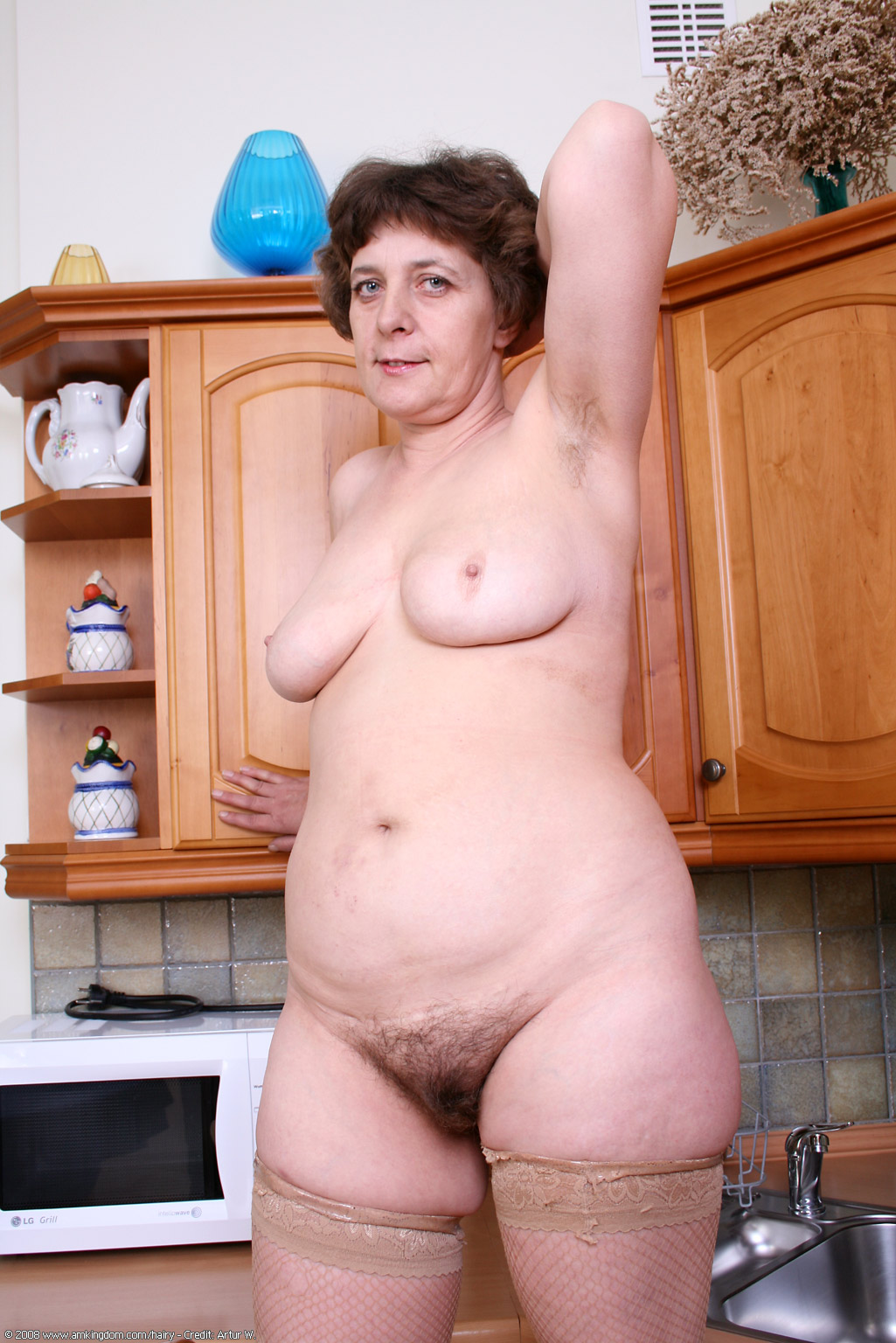 Simply ridiculous. mature women kitchen consider
