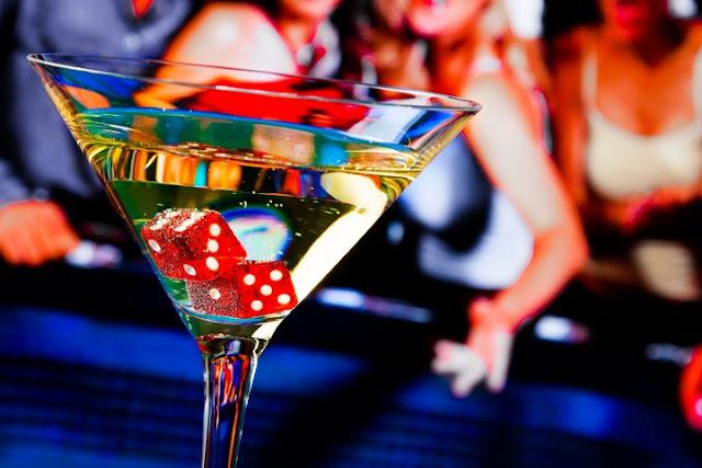 Sem Álcool nos torneios de cassinos em Las Vegas