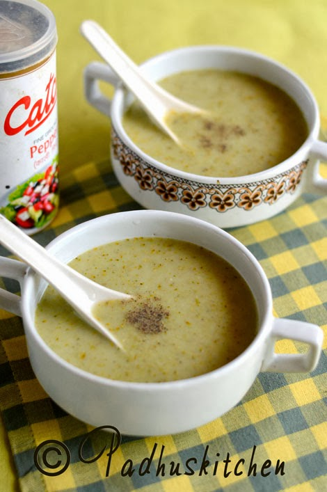 Broccoli Soup Recipe