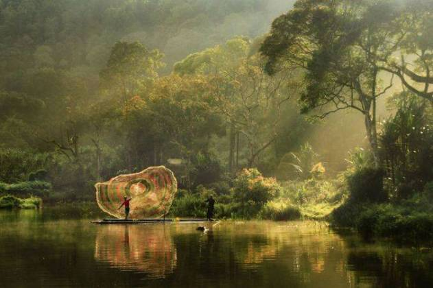 Surga Dunia Di Indonesia Dan Tersembunyi dalam Deretan Wisata Di Pulau Jawa, Indah Dan Eksotis!