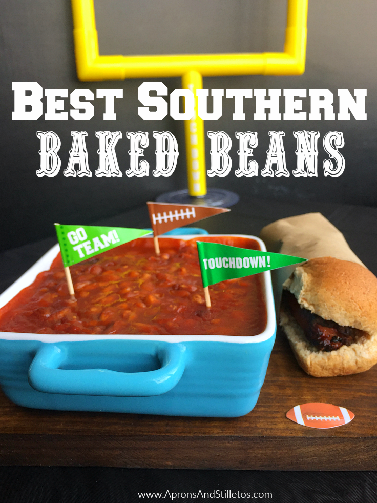 Best Southern Baked Beans Ever #KetchupWithFrenchs #CollectiveBias