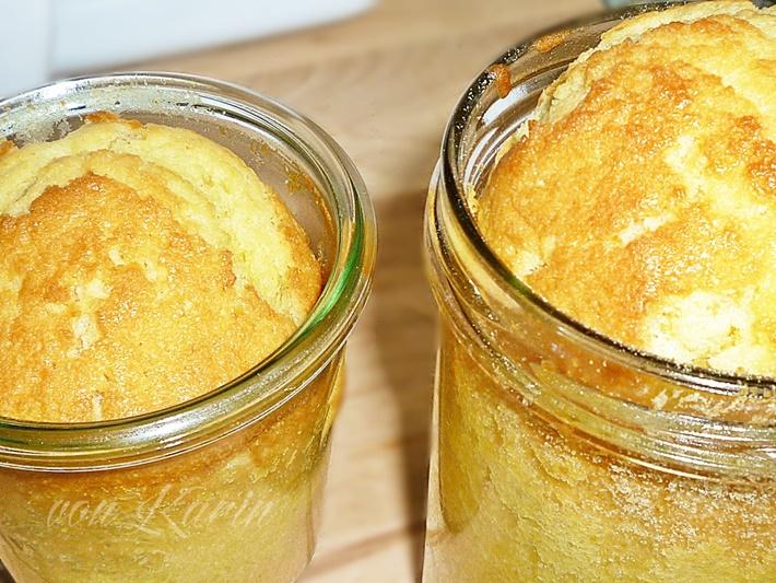 Rezept Kuchen im Glas