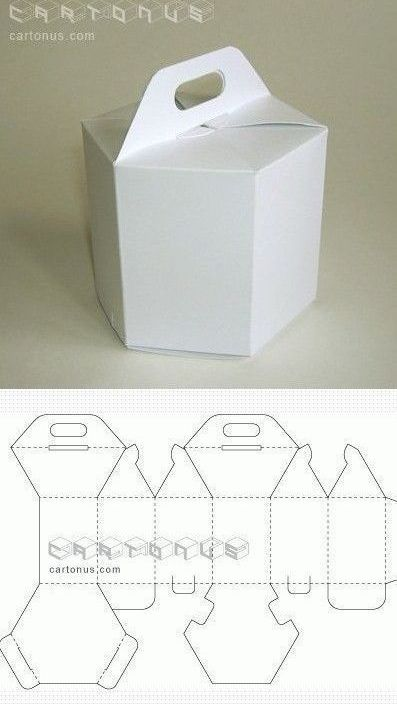 Cajas para Recuerdos de Bodas para Imprimir Gratis.