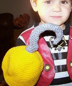 http://www.ravelry.com/patterns/library/ethans-pirate-hook