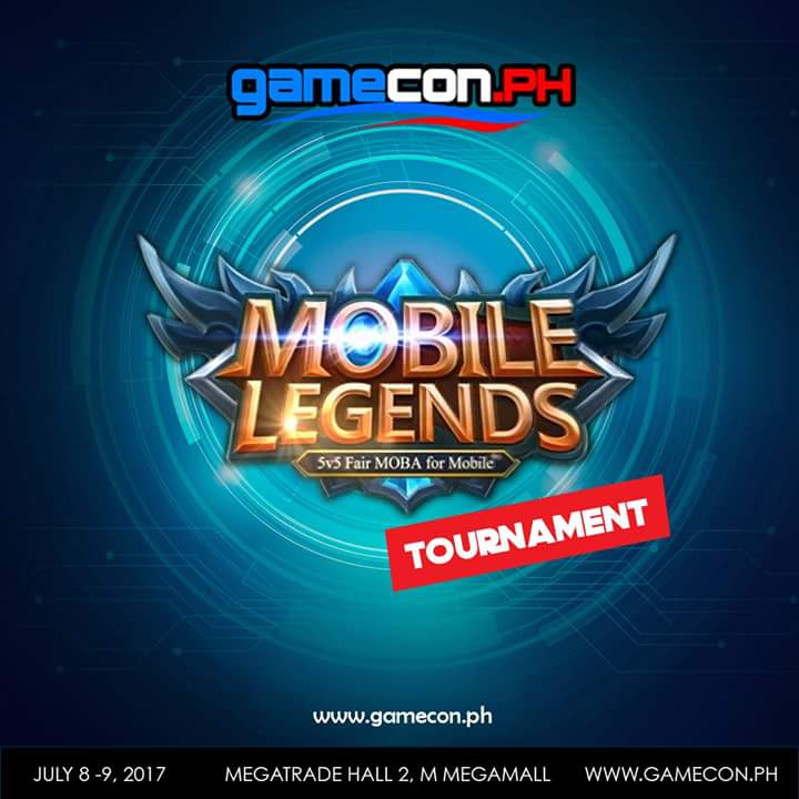 GameCon's Mobile Legends Tournament