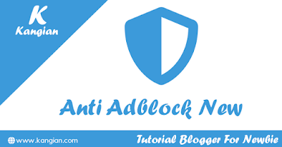 Membuat Adblock Yang Bisa Buat Visitor Mematikan Adblock