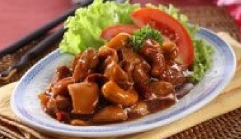 Resep Ayam Kecap Chinese Food Spesial