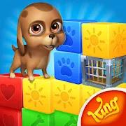 تحميل لعبة pet rescue saga مهكرة