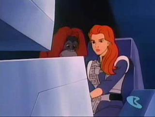 Crystal Kane e o Orangutango
