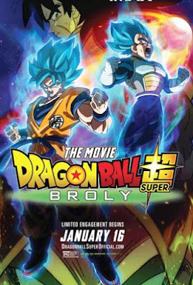 descargar Dragon Ball Super: Broly en Español Latino