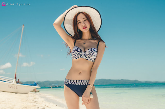 1 Hyemi - Bikini Set- very cute asian girl-girlcute4u.blogspot.com
