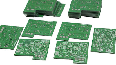 subwoofer filter pcb layout regulated power supply