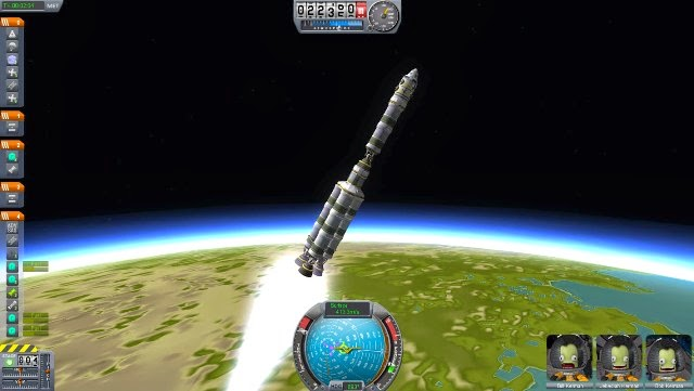 Kerbal Space Program PC Games Gameplay