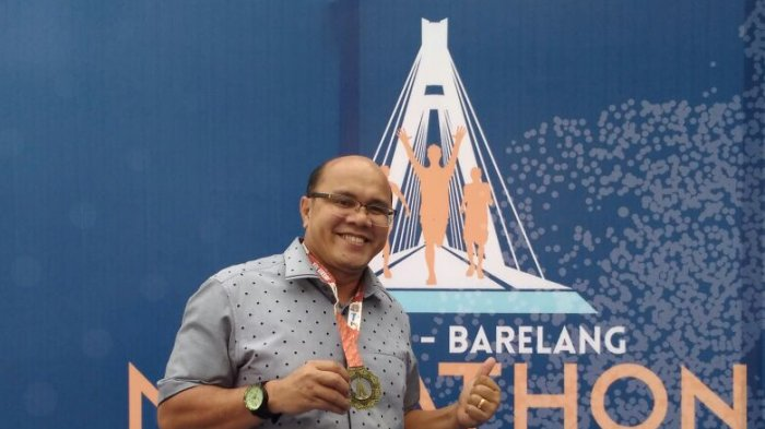 Ketua Kadin Batam Dukung Penuh BP Batam Barelang Marathon 2018