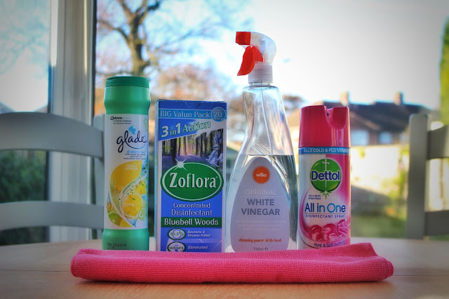 Favourite Cleaning Products