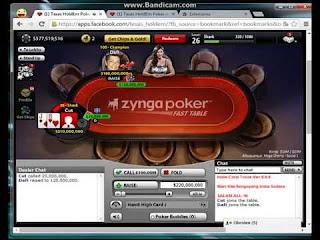 Chip Zynga Poker Facebook Murah Meriah
