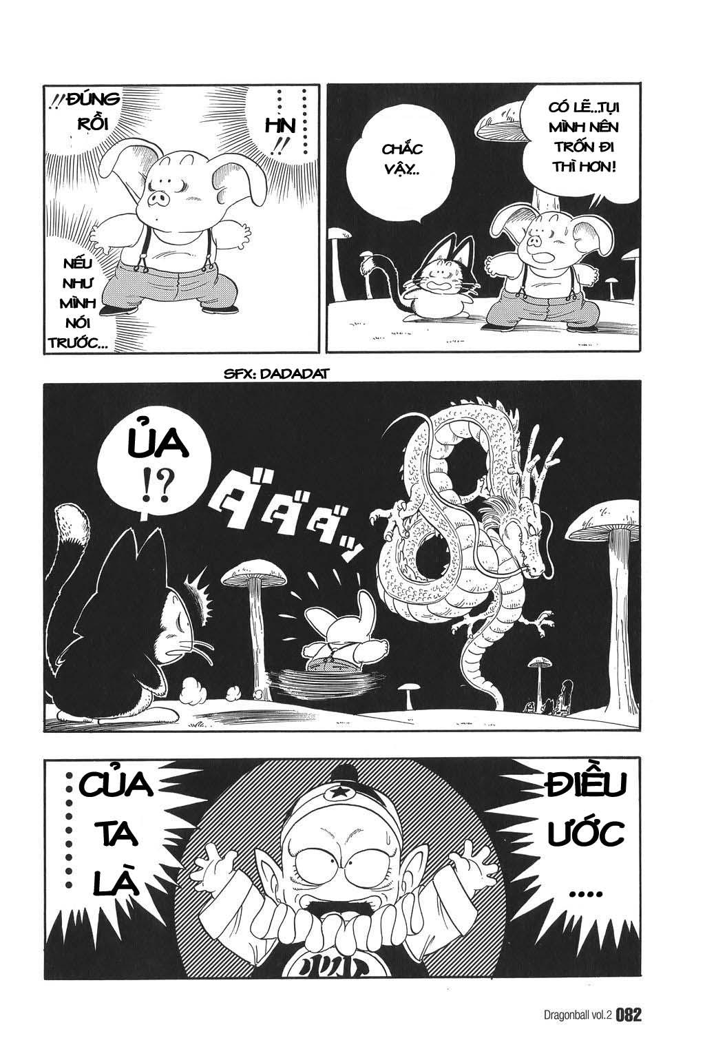 Dragon Ball chap 20 trang 6