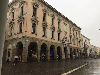 Palazzo del Bó is the main building of Padua University