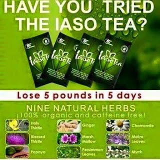 LEARN MORE ABOUT IASO DETOX TEA!