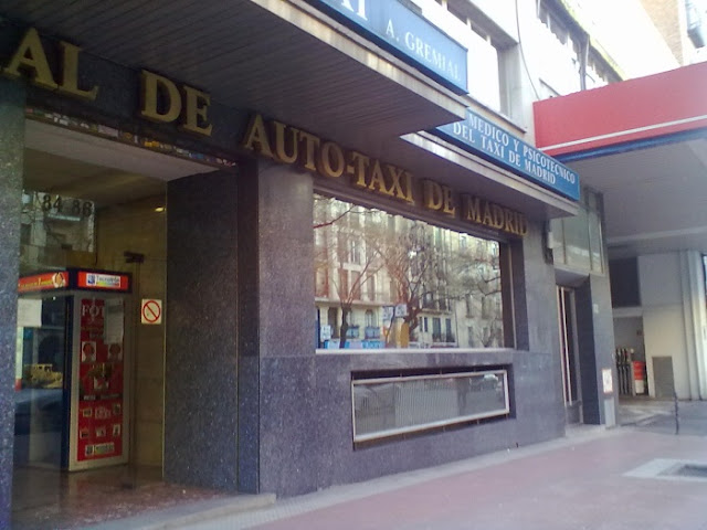 Gremial de autotaxi de Madrid
