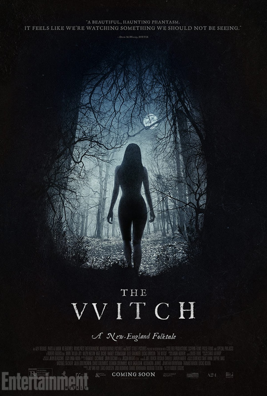 The Witch, [A24 Films; 2016]
