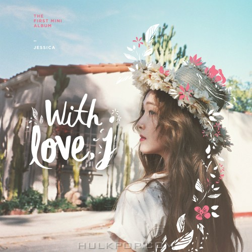 JESSICA – With Love, J – EP (FLAC + WAV + ITUNES PLUS AAC M4A)