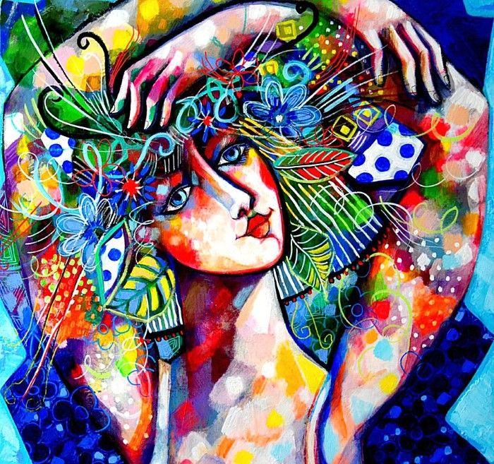 Мозаичный стиль