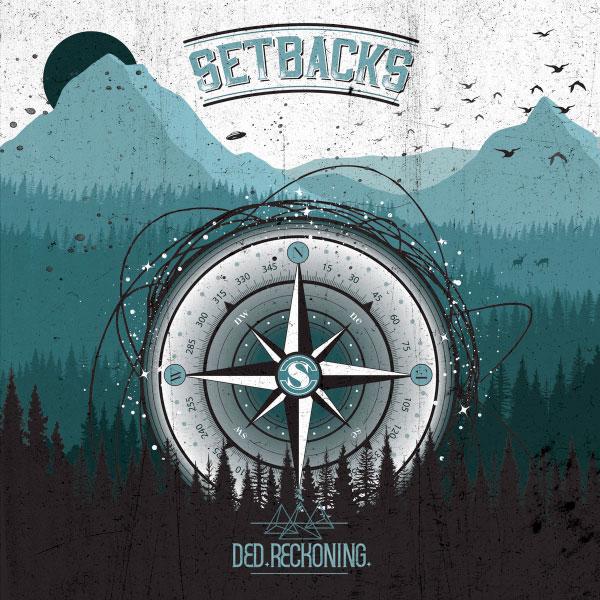 "Setbacks stream new album ""Ded.Reckoning"""