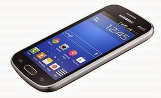 Samsung launched budget Android phone Galaxy Trend in India.