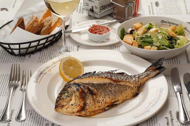 műlegyező horgászat, bor, halétel