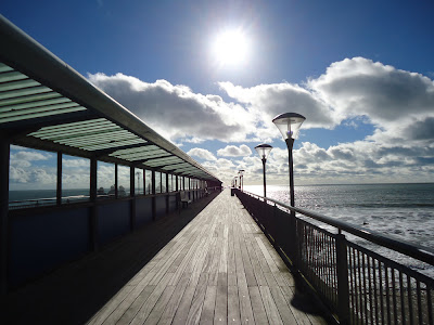 Boscombe Pier, Bournemouth