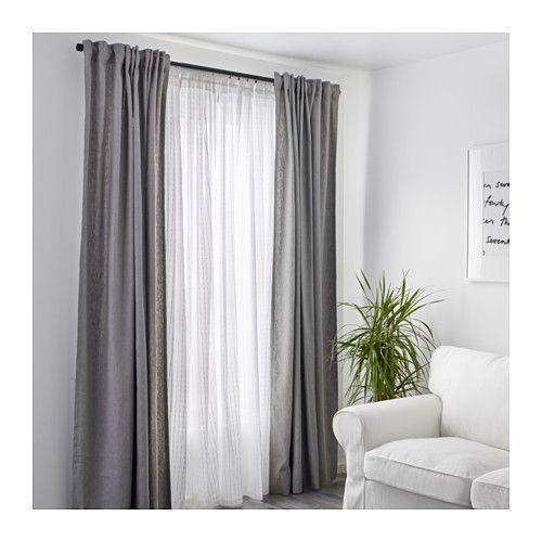 Bow Window Curtain Rod Rods Curtains Ideas Windows