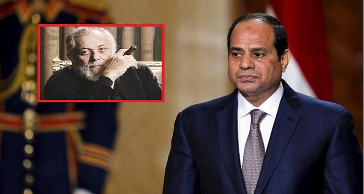 كلام لا يصدق الآن من السيسي بعد وفاة الساحر محمود عبد العزيز