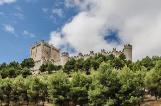 Peñafiel Castle, Valladolid, Ribera del Duero